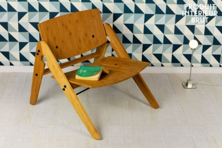 The best of Danish furniture design – a wooden folding chair