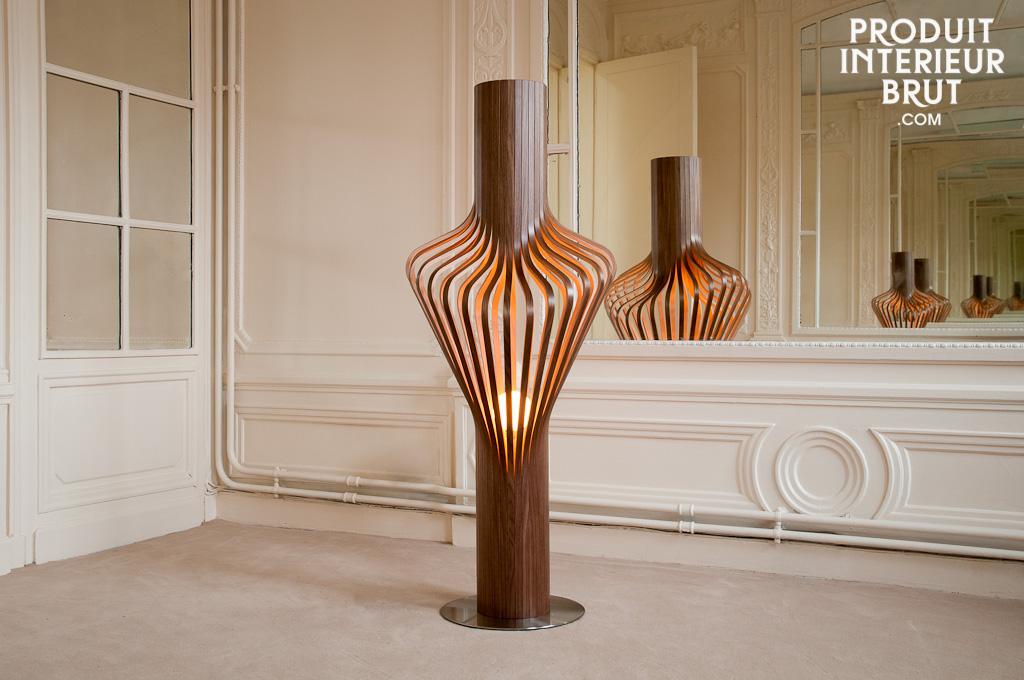 Lampe Diva, une véritable sculpture… -style scandinave / P.I.B